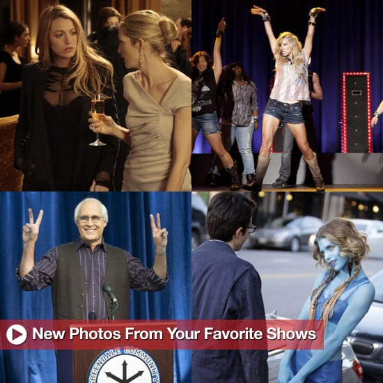 Pictures From Glee, Gossip Girl, and The Vampire Diaries