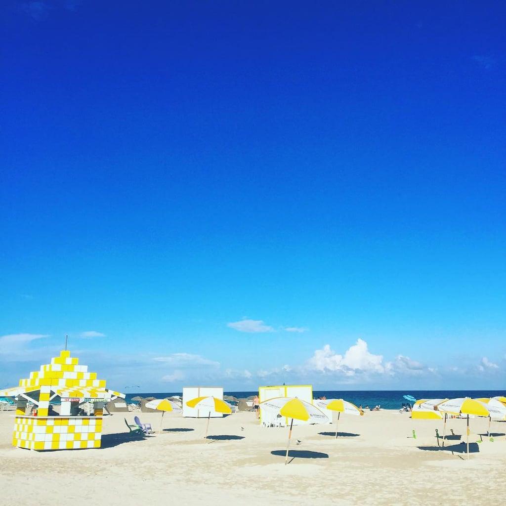 Beaches a Few Blocks Away