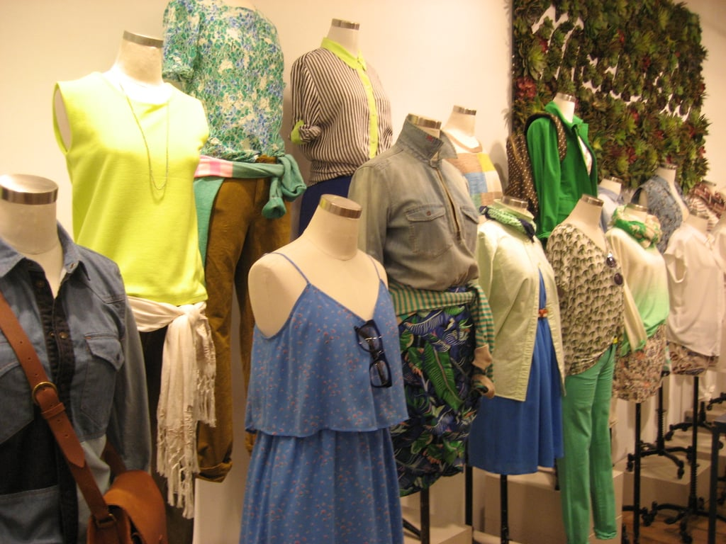 Madewell Spring 2013 Collection