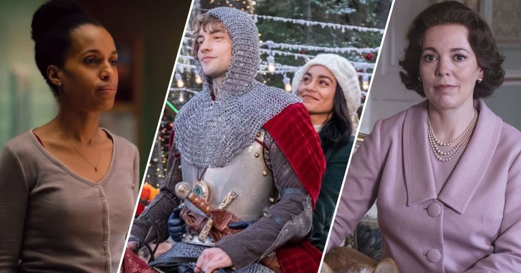 New Movies and TV Shows on Netflix November 2019