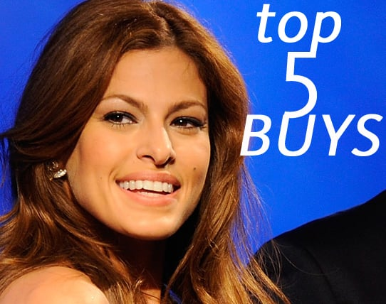 Eva Mendes' Beauty Must Haves