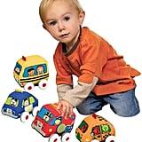 For 2-Year-Olds: Melissa & Doug K's Kids Pull-Back Vehicles