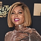 Taraji P. Henson Beauty at the 2017 MTV Movie and TV Awards