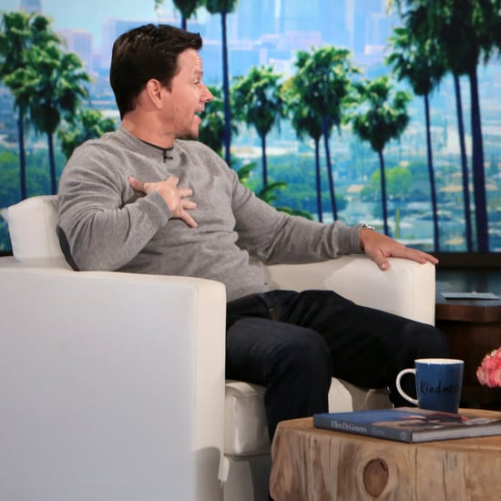 Mark Wahlberg Talking About Justin Bieber on Ellen DeGeneres