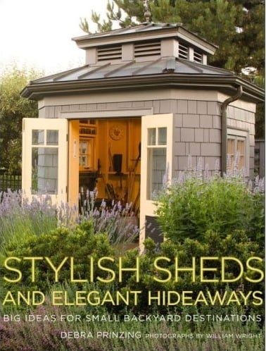 Home Library: Stylish Sheds and Elegant Hideaways