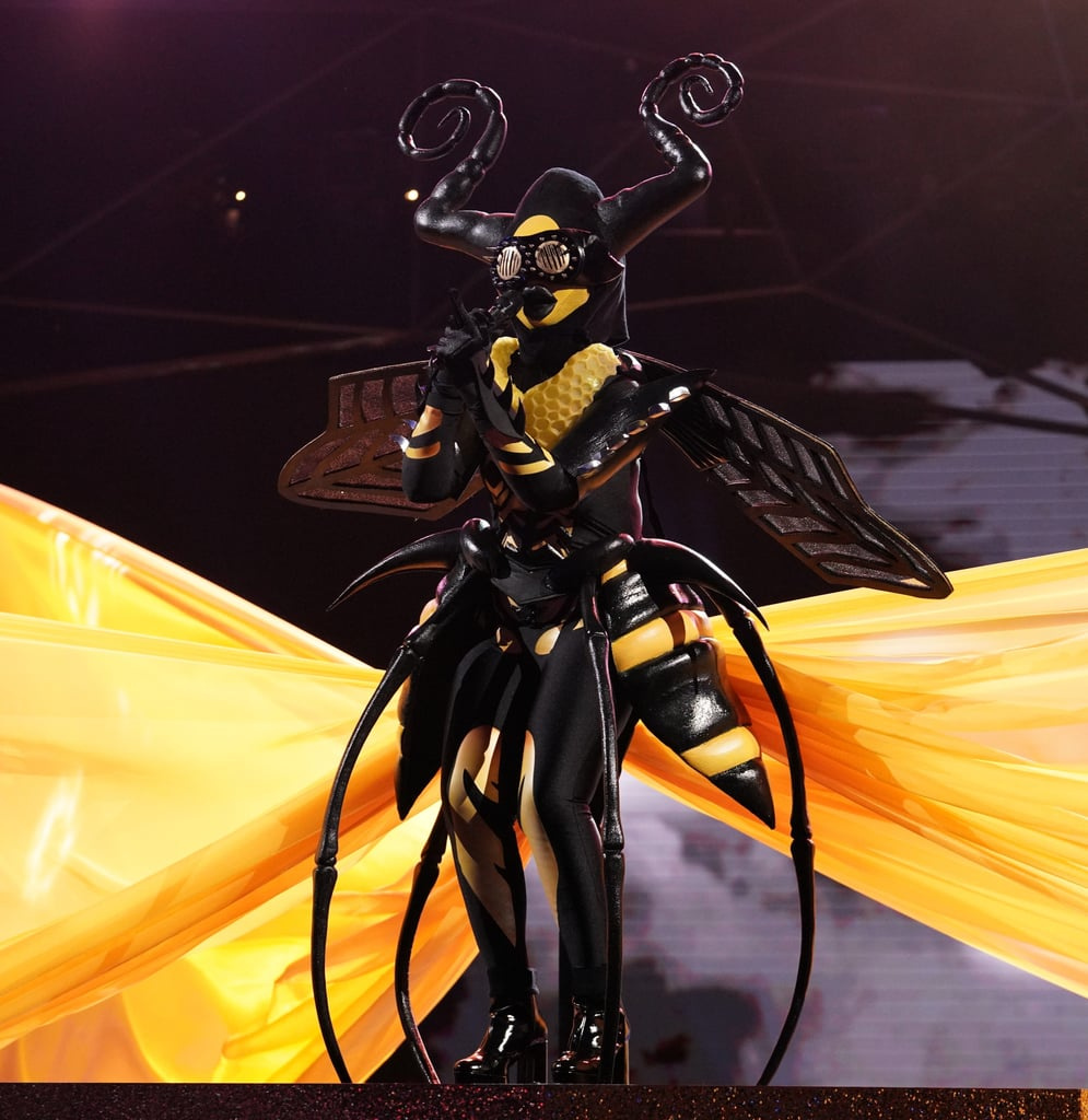 Is Gladys Knight the Bee on The Masked Singer?