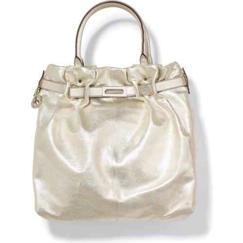 The Bag To Have: Lanvin Metallic Kentucky Tote