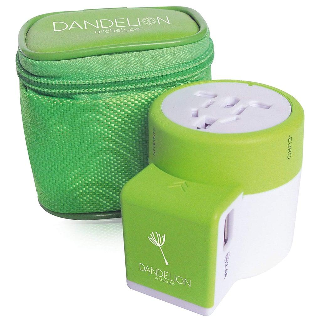 Dandelion Travel Adapter Outlet