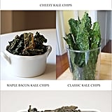 6 Kale Chip Recipes That Put Store-Bought to Shame