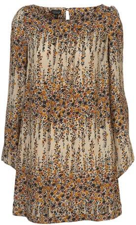 A Breezy Floral Dress