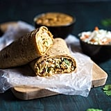 Thai Salad and Cauliflower Rice Wrap