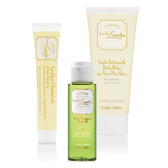 Lanolips Set to Launch Lovely Lanolin Body Collection