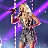 Carrie Underwood. Related: Carrie Underwood's ACMs Performance Will Make You Emotional For All the Right Reasons