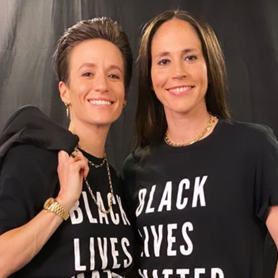 Megan Rapinoe and Sue Bird ESPYs Outfits by Black Designers