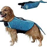 Buy the Blue Mermaid Dog Life Jacket Here