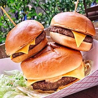 Mickey Share Your Ears Burger at Disney California Adventure