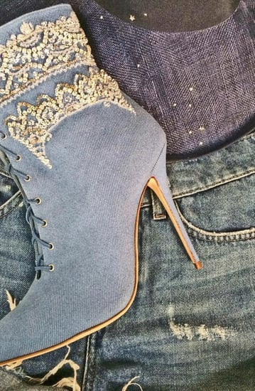 Manolo Blahnik's New Shoe Collection Is NOT What We Expected