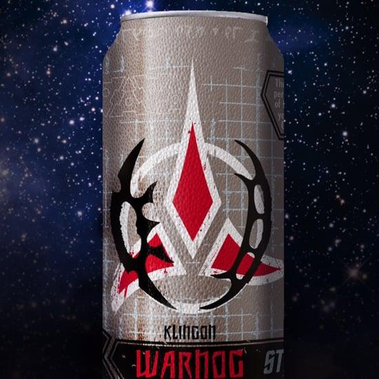 Star Trek Beer