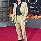 """Iain Glen (Ser Jorah Mormont): 6'1"""""""