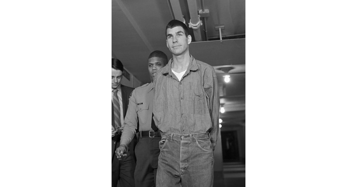 Tex Watson | Who Was in the Manson Family Cult? | POPSUGAR