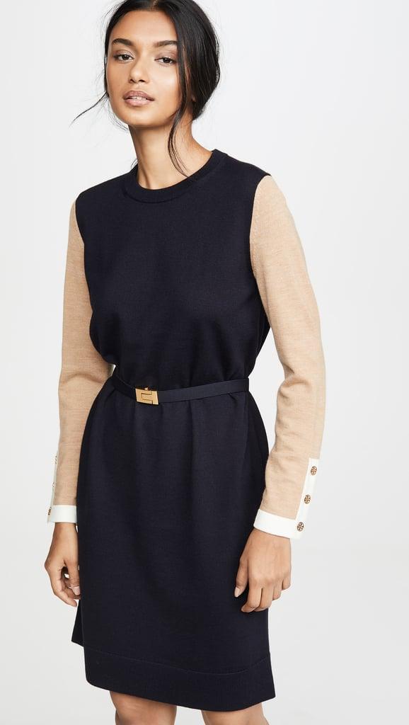 Tory Burch Colorblock Kendra Dress