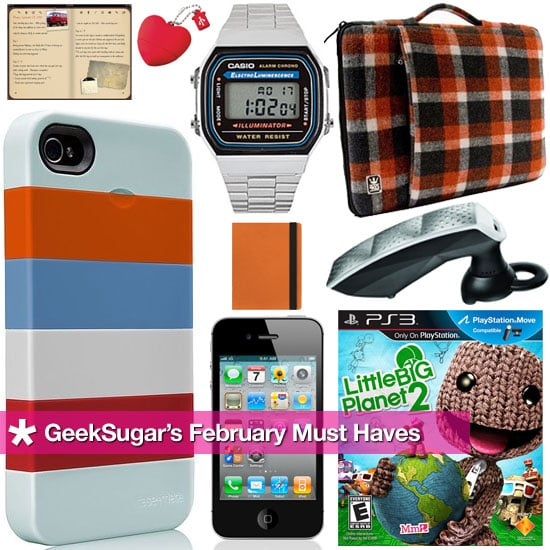 Must Have Gadgets For February