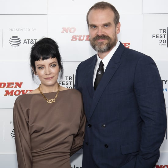 David Harbour Opens Up About Marriage to Lily Allen
