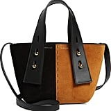 Frame Mini Les Second Suede Crossbody Bag
