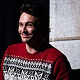 James Franco attended a screening of Kink at the Sundance Film Festival on Saturday.