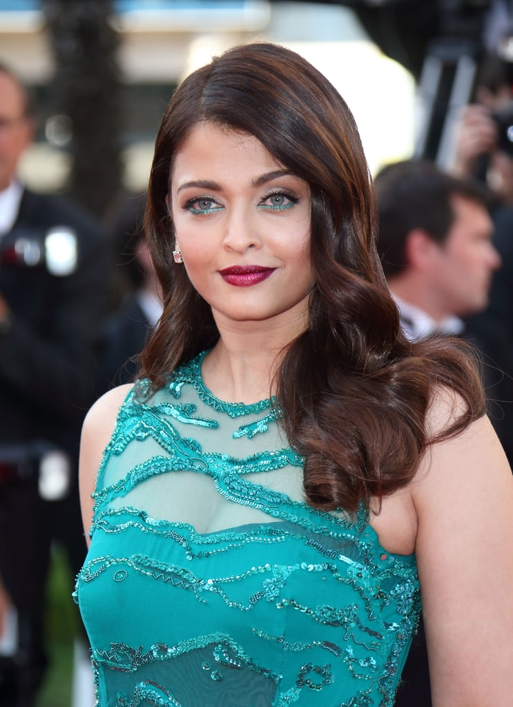 Aishwarya Rai | Celebrity Hair and Makeup at Cannes Film ...