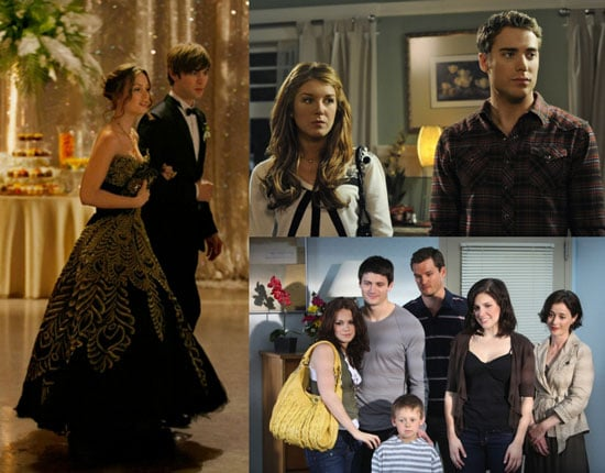 CW's Fall: Gossip Girl on Later, 90210 & Melrose Share a Night Again