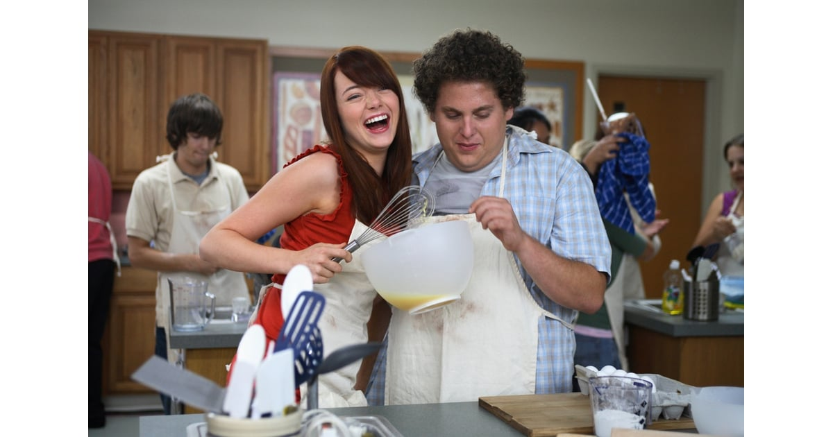 Superbad 2007 Emma Stone S Best Movie Roles Popsugar Celebrity Australia Photo 2