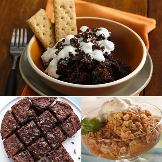 Kid Friendly Crock Pot Desserts Popsugar Family