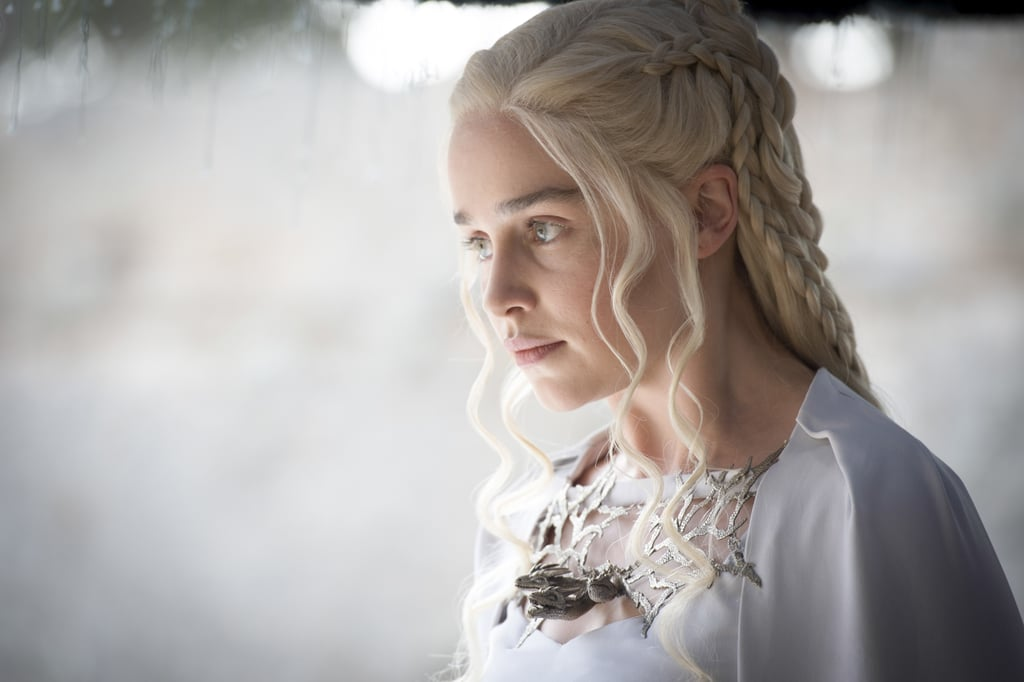 What color eyes does Daenerys have on Game of Thrones?