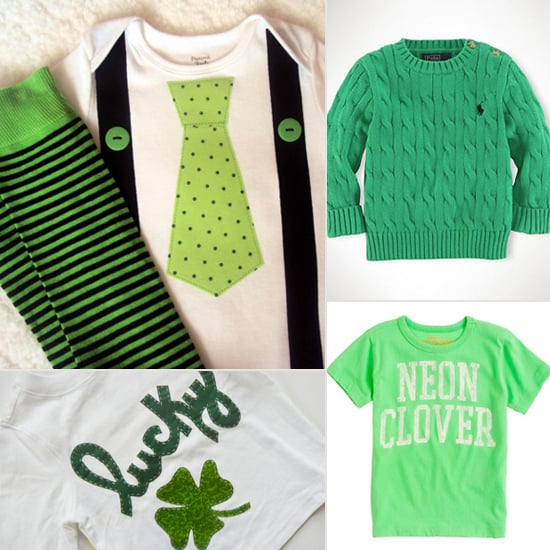 St. Patrick's Day Clothes For Kids