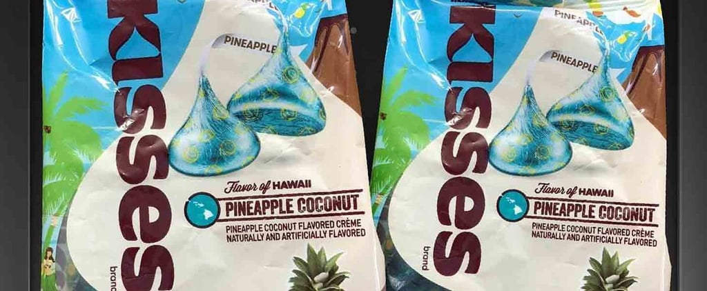 Pineapple Coconut Hershey's Kisses