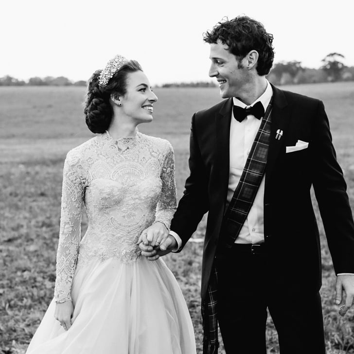 Emma Watkins Yellow Wiggle Wedding Dress Pictures