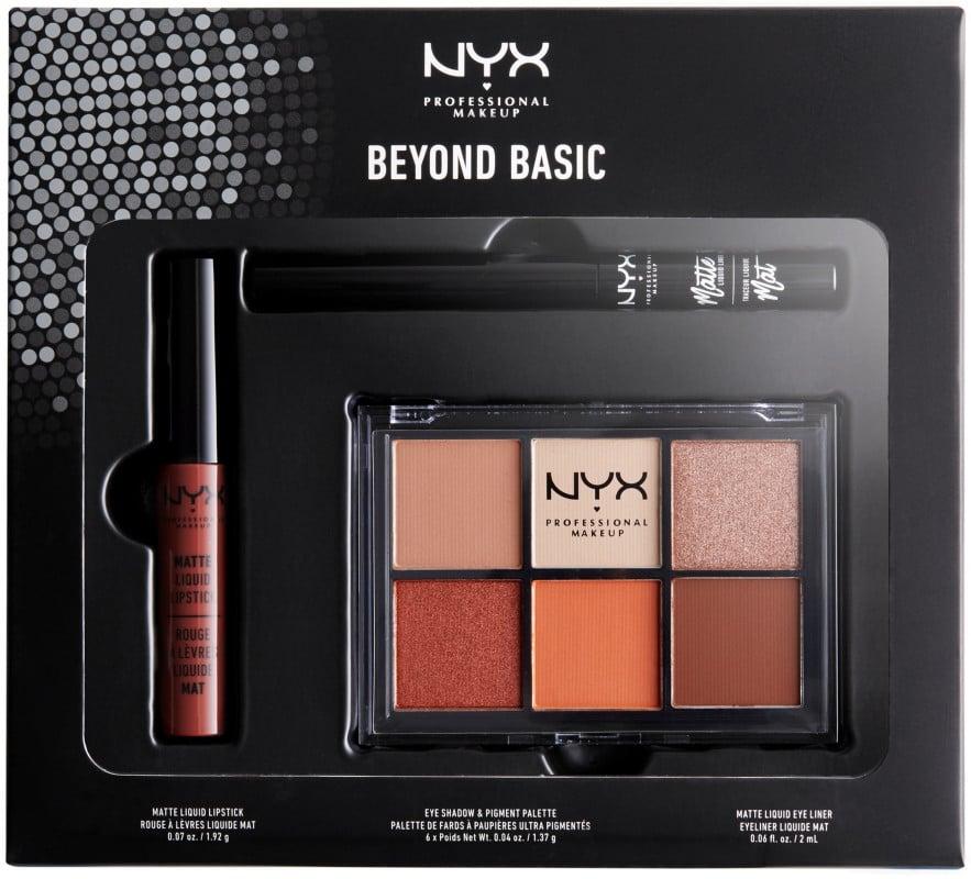 NYX Beyond Basic Look Set