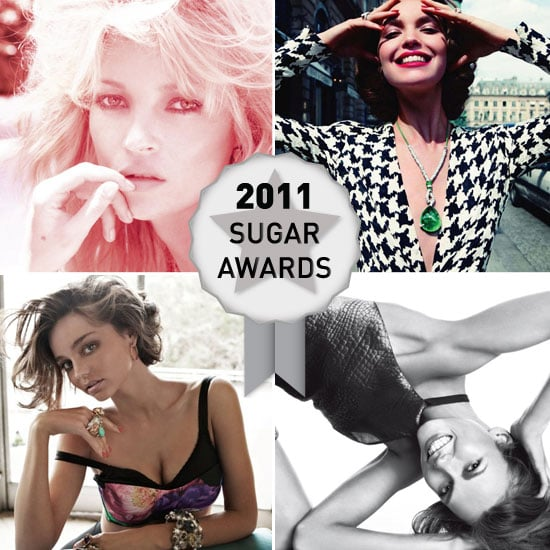 Which Beauty Deserves to be Crowned Model of the Year: Miranda Kerr, Karlie Kloss, Arizona Muse or Kate Moss?