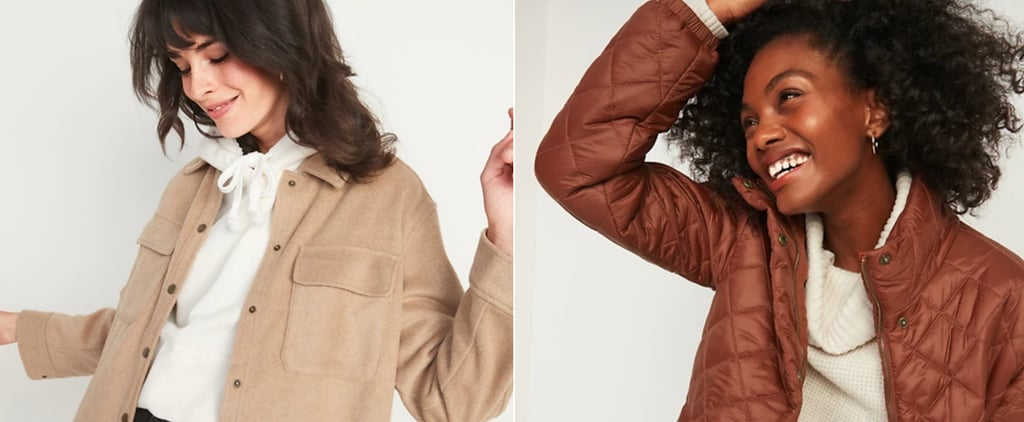 Best Coats and Jackets For Women From Old Navy