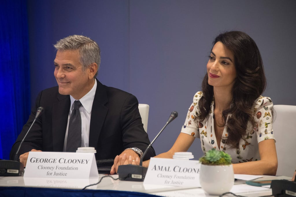 Amal Clooney Wore the Daring Design to the UN