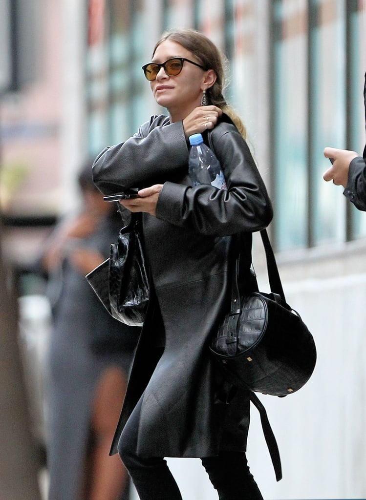 Ashley Olsen Just Pulled Off a Major Fall Style Hack