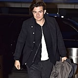 Orlando Bloom Can Barely Hide His Smile While Out and About With Katy Perry