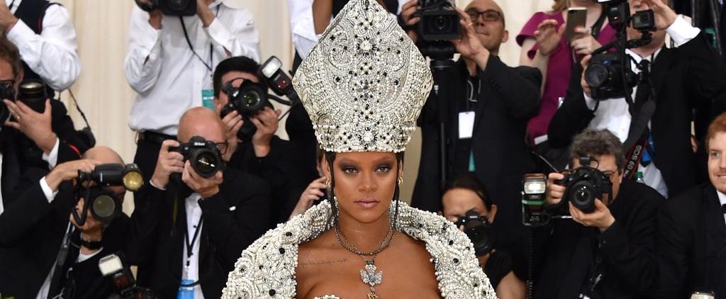 Reactions to Rihanna at the 2018 Met Gala