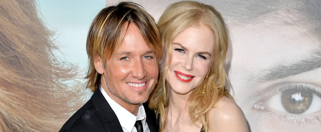 Nicole Kidman Cuddles Up to Keith Urban at Her Big Little Lies Premiere