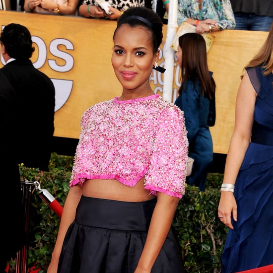 Kerry Washington at 2014 SAG Awards | Pictures