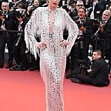 Doutzen Kroes at the 2019 Cannes Film Festival