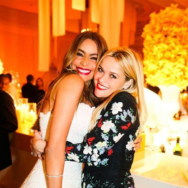 Sofia Vergara Wedding.Celebrities At Sofia Vergara And Joe Manganiello S Wedding