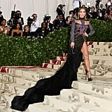 Balmain Dresses at the Met Gala 2018