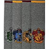 Harry Potter Socks ($4 For 4-Pack)